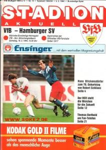940305_Heft_VfB_Stuttgart_Hamburger_SV_Soke2