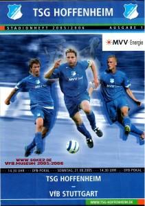 050821_Heft_Hoffenheim_TSG_VfB_Stuttgart_DFB-Pokal