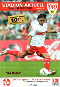 050925_Heft_VFB_Stuttgart_1.FC_Kaiserslautern_Soke2