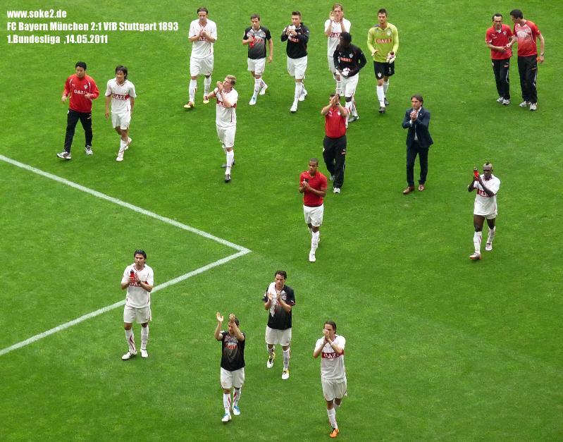 Fc Bayern Vs Vfb Stuttgart
