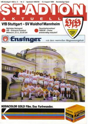 vfb-museum_890812_Heft_vfb_waldhof