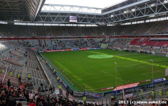 Düsseldorf – ESPRIT Arena | www.soke2.de