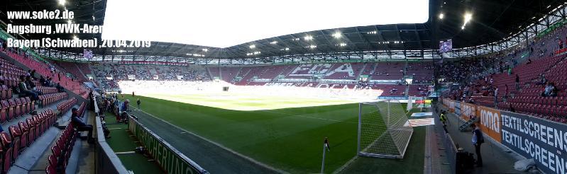 Ground_Soke2_190420_Augsburg_WWK-Arena_P1100607