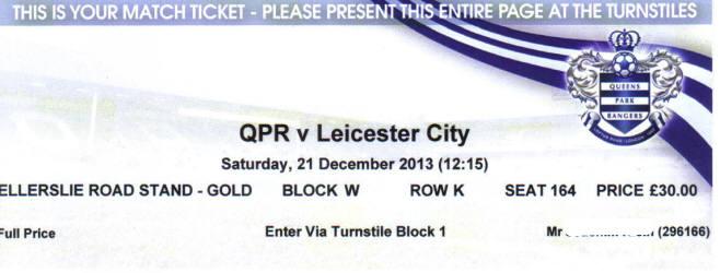 131221_Tix_QPR_Leicester