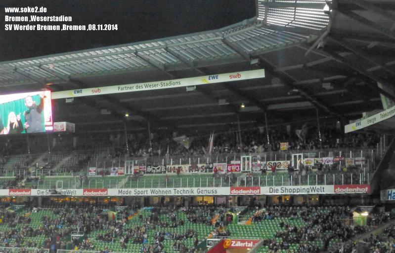 Ground_Soke2_140811_Bremen_Weserstadion_P1110969