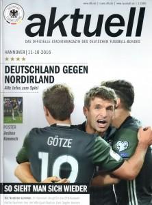 DFB_Heft_161011_Deutschland_Nordirland