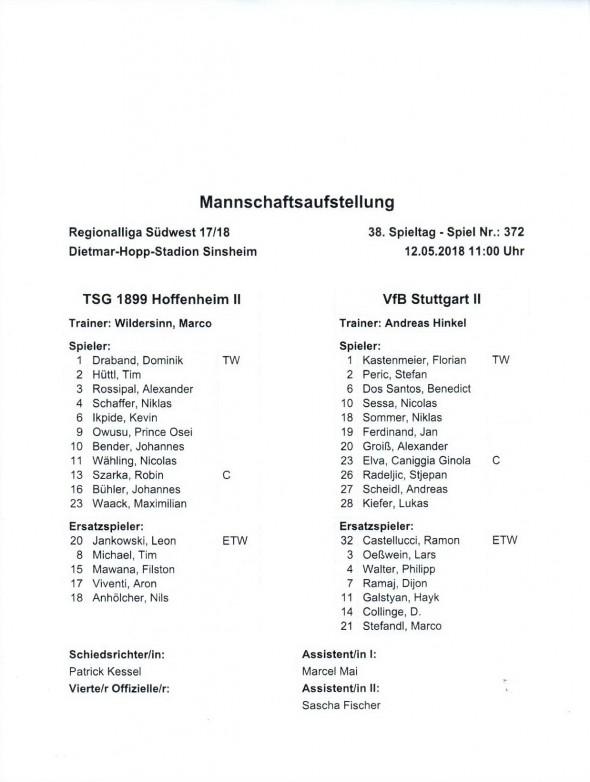 180512_aufstellung_hoffenheimII_vfbII