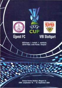 vfb-museum_04-05_040916_Heft_Ujpest_vfb(UEFA-Cup)