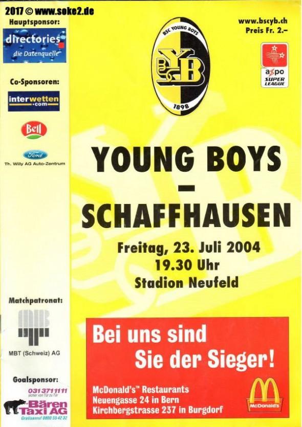 040723_Heft_Young-Boys-Bern_Schaffhausen_soke2