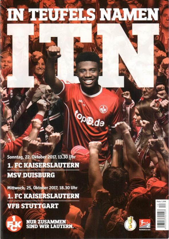 171025_Heft_kaiserslautern_vfb(DFB-Pokal)