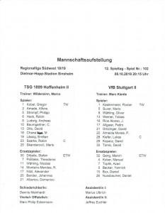 181008_Aufstellung_HoffenheimII_vfbII