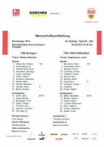 190316_Aufstellung_VfB_Stuttgart_TSG_Hoffenheim
