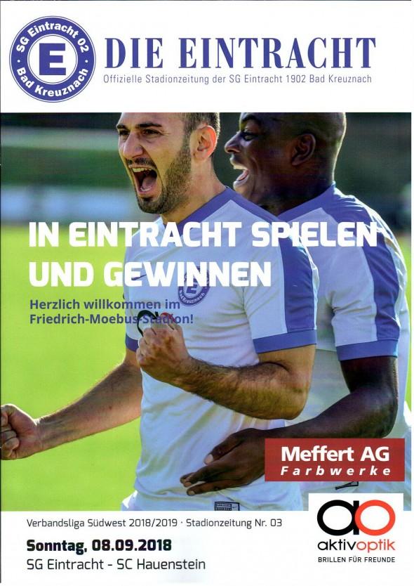 180908_Heft_Eintracht_Bad_Kreuznach_SC_Hauenstein_kostenlos