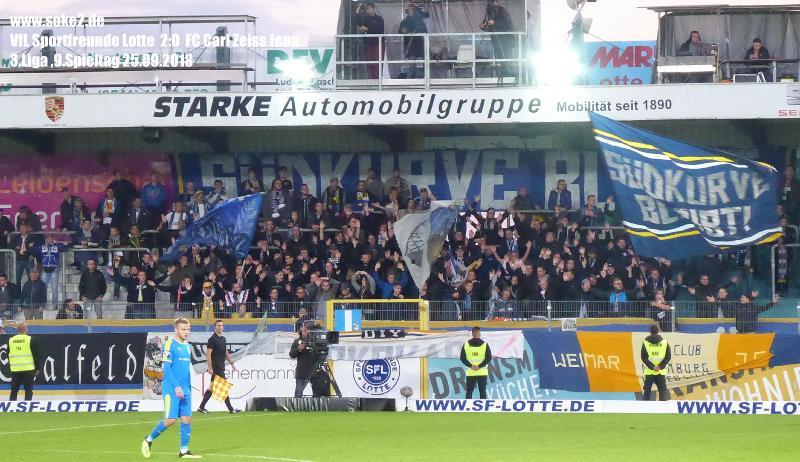 Soke2_180925_Sportfreunde-Lotte_Carl-Zeiss-Jena_2018-2019_3.Liga_P1040306