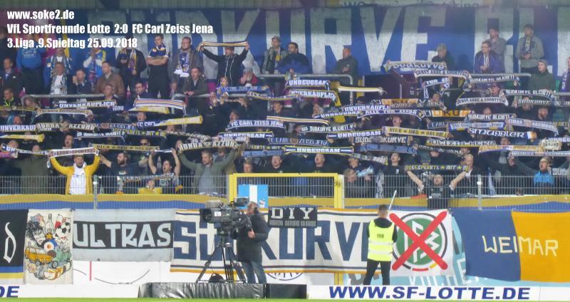 Soke2_180925_Sportfreunde-Lotte_Carl-Zeiss-Jena_2018-2019_3.Liga_P1040340