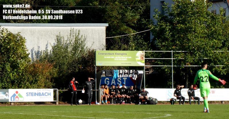 Soke2_180930_FC_Heidelsheim_SV_Sandhausen_U23_Verbandsliga_Baden_P1040696