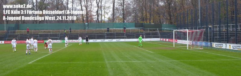 Soke2_181124_1.FC_Koeln_Fortuna_Duesseldorf_A-Jugend_P1050538