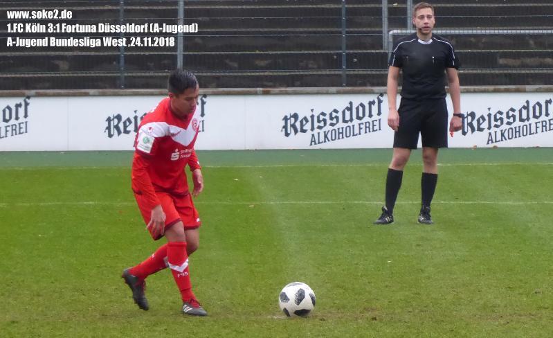 Soke2_181124_1.FC_Koeln_Fortuna_Duesseldorf_A-Jugend_P1050539