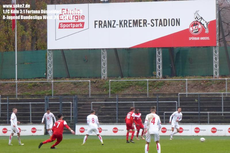 Soke2_181124_1.FC_Koeln_Fortuna_Duesseldorf_A-Jugend_P1050543