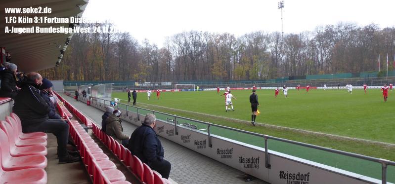 Soke2_181124_1.FC_Koeln_Fortuna_Duesseldorf_A-Jugend_P1050544