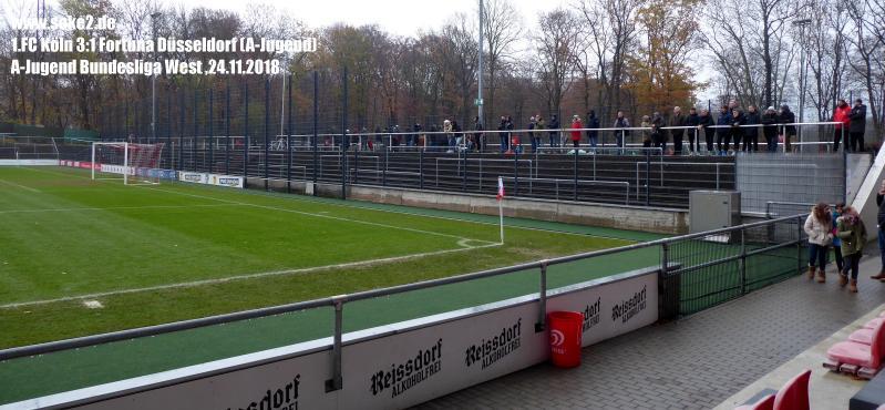 Soke2_181124_1.FC_Koeln_Fortuna_Duesseldorf_A-Jugend_P1050545