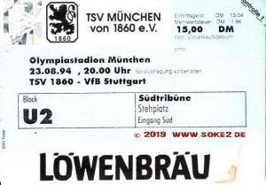 940823_Tix_TSV_1860_Muenchen_VfB_Stuttgart