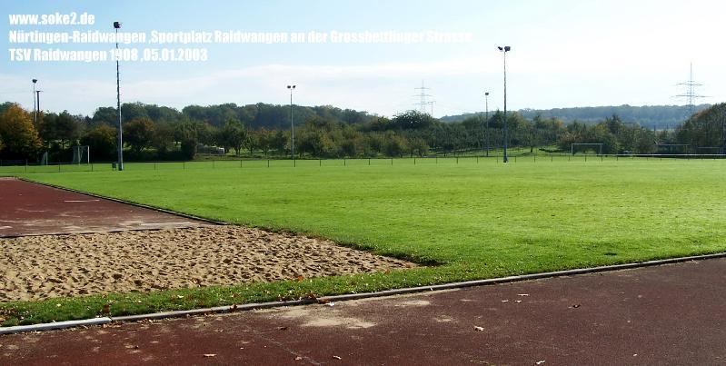 Ground_030105_Nuertingen-Raidwangen_Sportplatz_Grossbettlinger-Strasse_100_9673