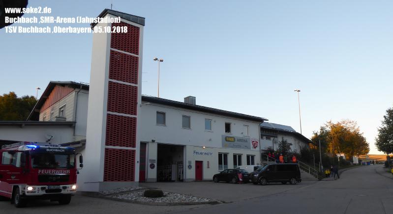 Ground_Soke2_181005_Buchbach_SMR-Arena_Jahnstadion_Oberbayern_P1040755