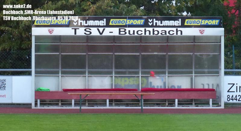 Ground_Soke2_181005_Buchbach_SMR-Arena_Jahnstadion_Oberbayern_P1040762