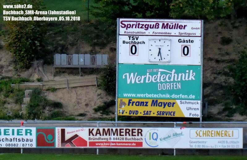 Ground_Soke2_181005_Buchbach_SMR-Arena_Jahnstadion_Oberbayern_P1040764
