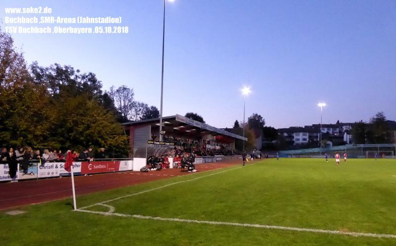 Ground_Soke2_181005_Buchbach_SMR-Arena_Jahnstadion_Oberbayern_P1040816