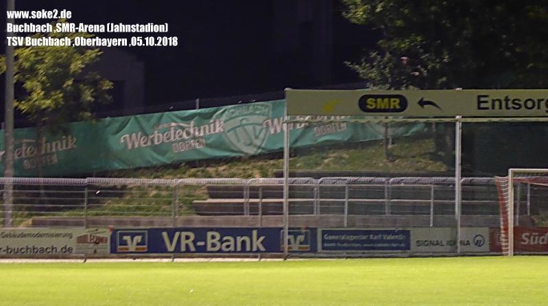 Ground_Soke2_181005_Buchbach_SMR-Arena_Jahnstadion_Oberbayern_P1040821