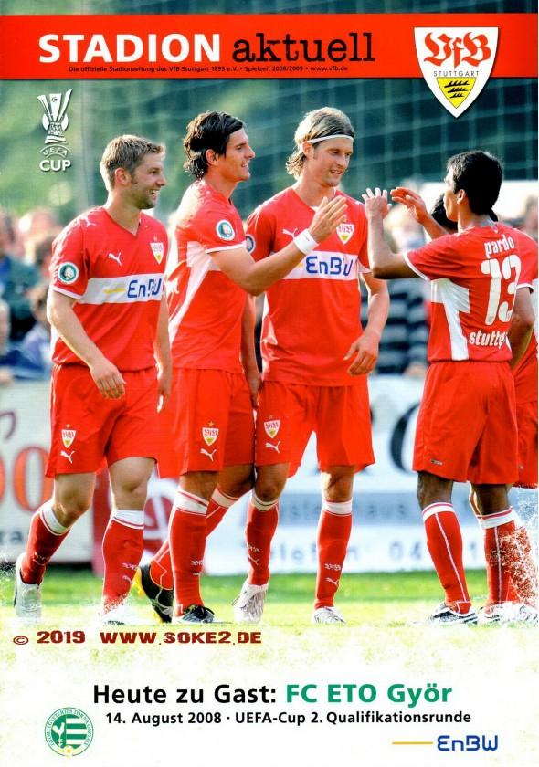 080814_Heft_VfB_Stuttgart_FC_ETO_Gyoer_Soke2