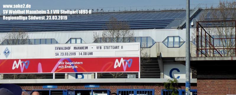 Soke2_190323_Waldhof_VfB_Stuttgart_U21_Regionalliga_2018-2019_P1090487