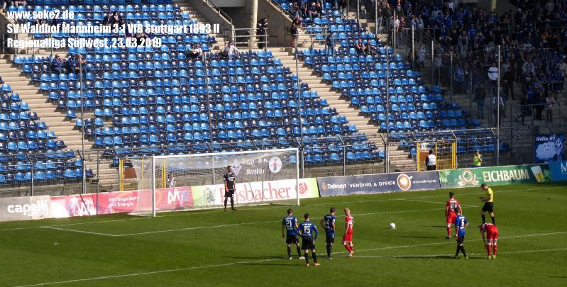 Soke2_190323_Waldhof_VfB_Stuttgart_U21_Regionalliga_2018-2019_P1090545