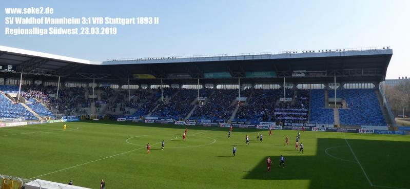 Soke2_190323_Waldhof_VfB_Stuttgart_U21_Regionalliga_2018-2019_P1090579
