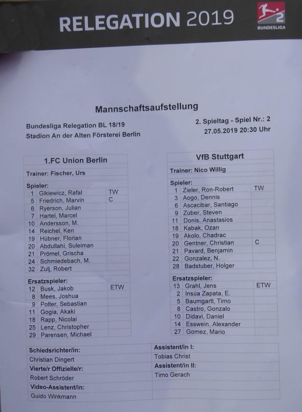 190527_Aufstellung__Union_Berlin_VfB_Stuttgart_Relegation_2018-2019_P1110435