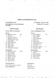 190530_Aufstellung_TSV_Essingen_VfL_Nagold_VL