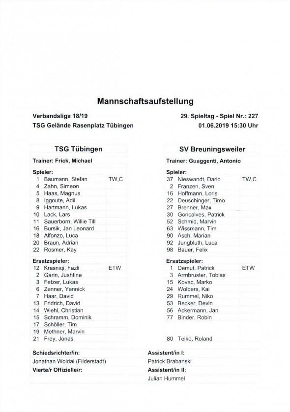 190601_Aufstellung_TSG_Tuebingen_SV_Breuningsweiler_VL
