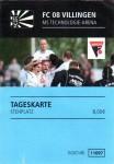 190824_Tix_Villingen_FC08_VFB_Stuttgart_U21_Soke2_Oberliga