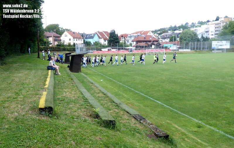 Soke2_190721_Waeldenbronn_TSV_Wendlingen2_Testspiel_P1140536