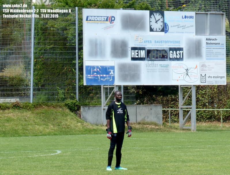 Soke2_190721_Waeldenbronn_TSV_Wendlingen2_Testspiel_P1140545