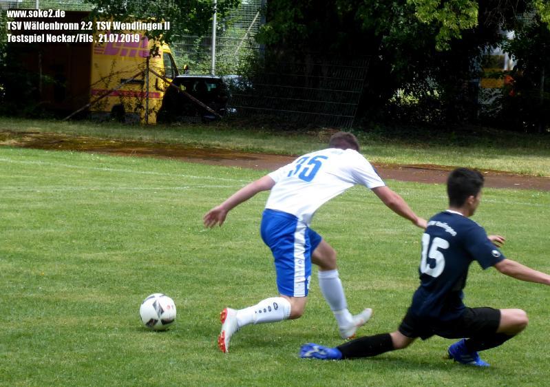 Soke2_190721_Waeldenbronn_TSV_Wendlingen2_Testspiel_P1140563