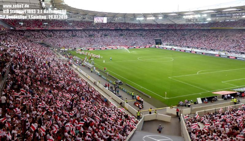 Hannover 96 Stuttgart 2020