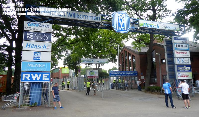 Hänsch Arena Meppen