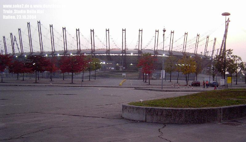 Ground_Soke2_041023_Turin,Stadio-Delle-Alpi_Italien_PICT7019