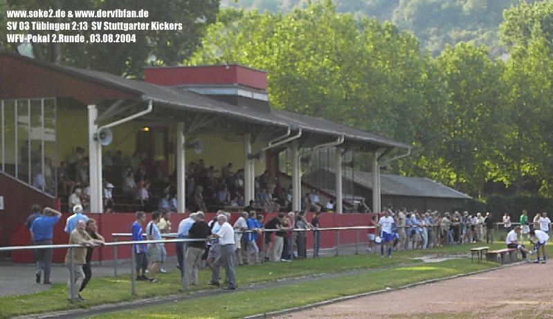 Soke2_040803_SV_Tuebingen_Stuttgarter_Kickers_WFV-Pokal_2004-2005_PICT5028