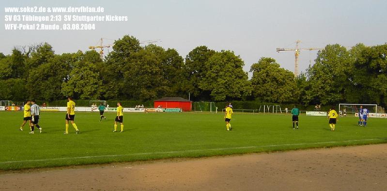 Soke2_040803_SV_Tuebingen_Stuttgarter_Kickers_WFV-Pokal_2004-2005_PICT5043