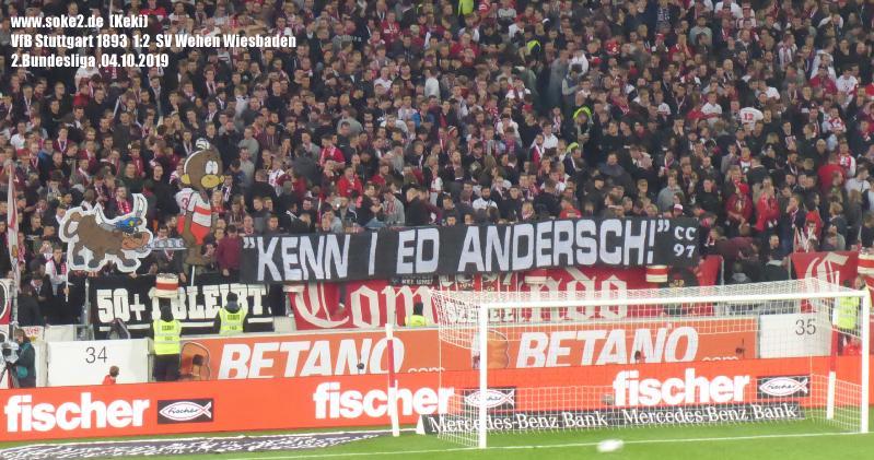 Soke2_191004_VfB_Stuttgart_Wehen_Wiesbaden_2019-2020_P1180602