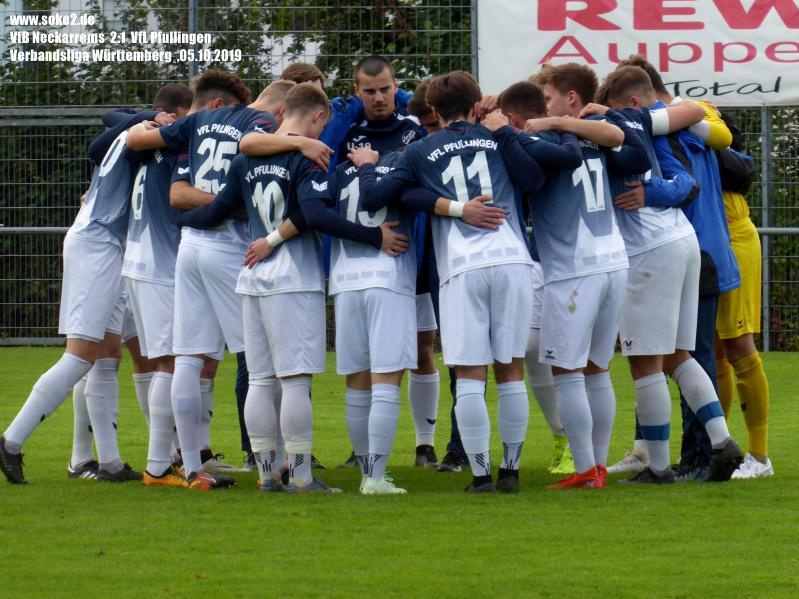 Soke2_191005_VfB_Neckarrems_VfL_Pfullingen_Verbandsliga_P1180713